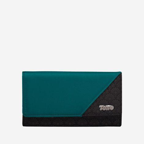 billetera-para-mujer-alargada-en-lona-balanza-negro