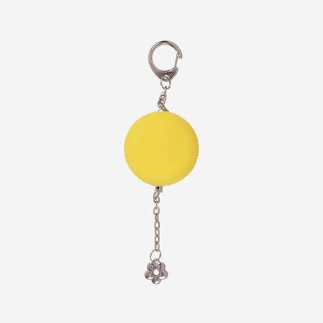 llavero-alarma-plastico-para-nina-flor-birmania-amarillo