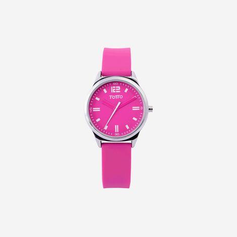 reloj-analogo-para-mujer-3-atm-naranja-palmer-rosado