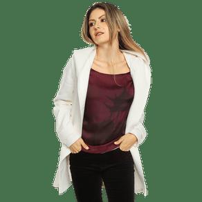 chaqueta-para-mujer-con-capota-sudex-blanco-snow-white