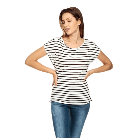 top-para-mujer-con-rayas-heiwa-estampado-e6s-heiwa-black-stripes