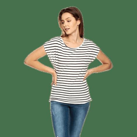 top-para-mujer-con-rayas-heiwa-estampado-e6s-heiwa-black-stripes