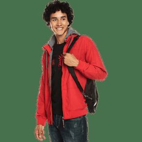chaqueta-para-hombre-con-capota-cuello-alto-shota-rojo-goji-berry