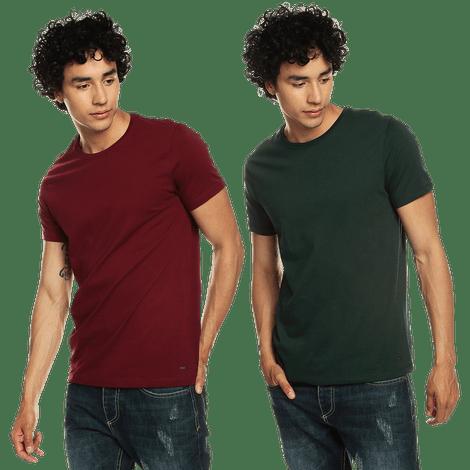 camiseta-para-hombre-y-mozart-totto-colors-rojo-rojo-verde