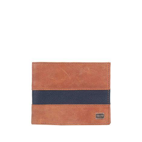 Billetera-para-Hhombre-100--Cuero-Mufrid-terreo-terreo-azul