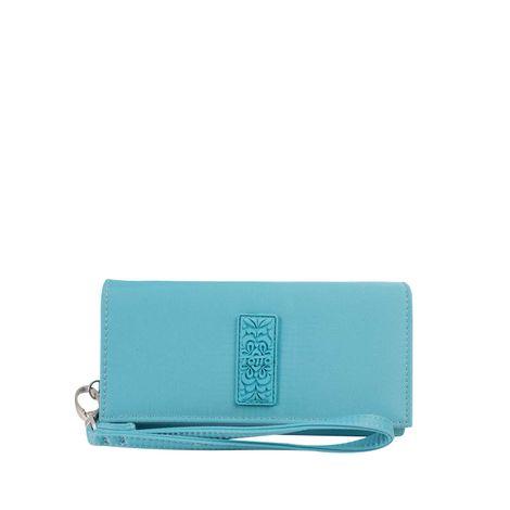 Billetera-para-Mujer-con-Bolsillo-Porta-Celular-Kolonia-azul-brittany-blue