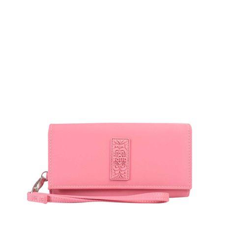 Billetera-para-Mujer-con-Bolsillo-Porta-Celular-Kolonia-rosado-heather-rose
