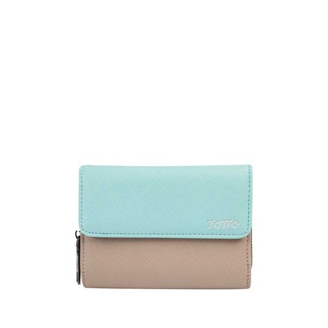 Billetera-para-Mujer-en-Pu-Leather-Cancri-terreo-terreo-verde