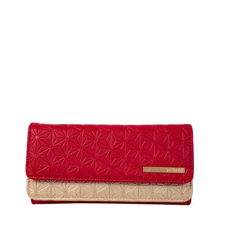 Billetera-para-Mujer-en-Pu-Leather-Subra-rojo-jester-red