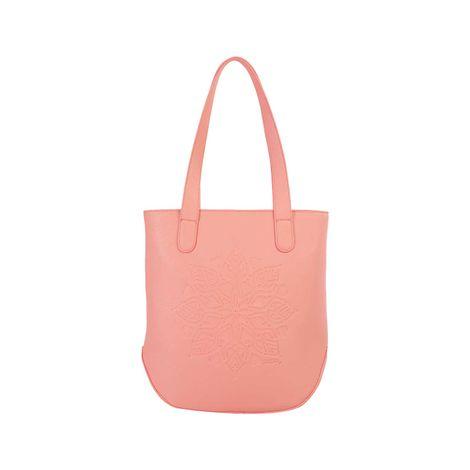 Bolso-con-llavero-extraible-para-mujer-Treval-rosado-canyon-clay