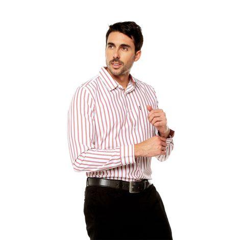 Camisa-para-Hombre-Cuello-Clasico-Regular-Fit-Damario-Ml-rosado-canyon-clay-stripes