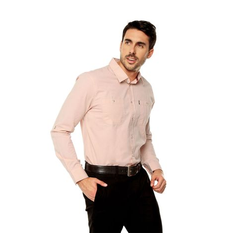 Camisa-para-Hombre-Cuello-Clasico-Regular-Fit-Olivery-Ml-rosado-peach-whip