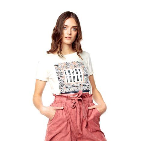 Camiseta-para-Mujer-Estampado-Arfaj-1-blanco-snow-white