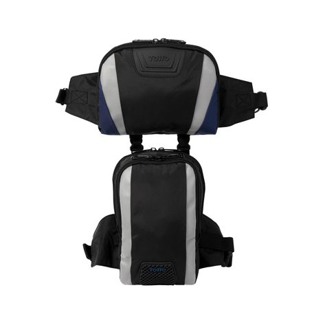 Canguro-Especial-para-Motociclistas-Motery-negro-negro-azul