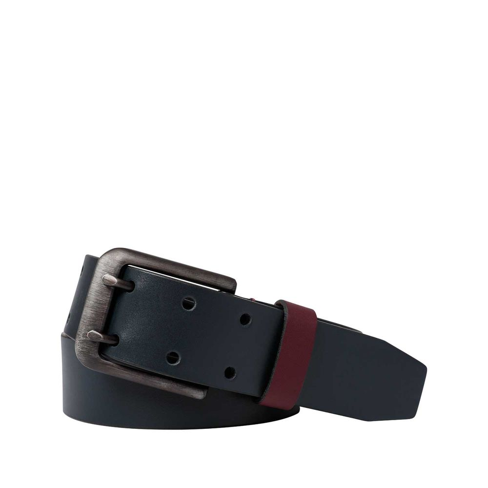 eaa67163 Cinturon para Hombre en Cuero Blue co.totto.com - tottoco