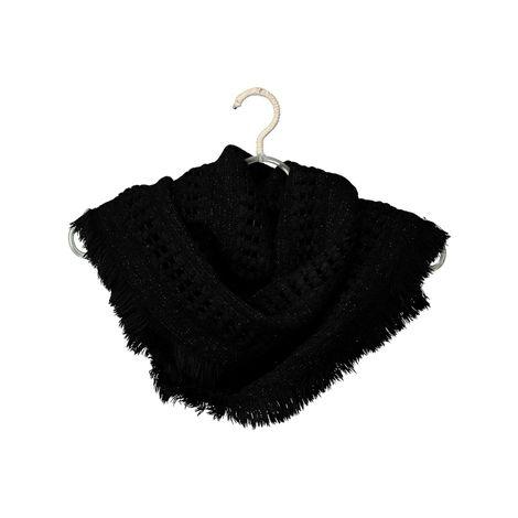 Cuello-Tejido-para-Mujer-Priscil-negro-negro-black