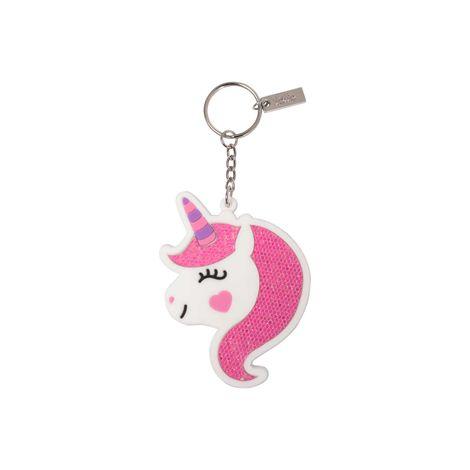 Llavero-Glittery-1-blanco-unicornio