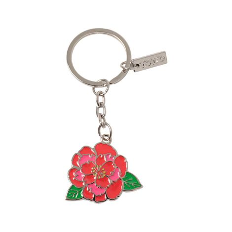 Llavero-para-Mujer-Florecitas-rojo-lollipop