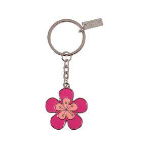 Llavero-para-Mujer-Florecitas-rosado-sunkist-coral