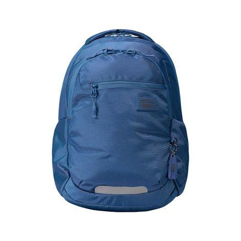 Morral-con-Porta-Pc-Misisipi-azul-coronet-blue