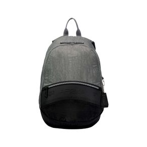 Morral-con-Porta-Pc-Shakotan-gris-steel-gray