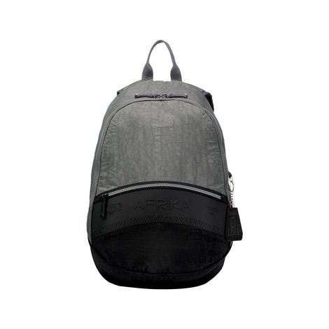 Morral-con-Porta-Pc-Shakotan-gris-steel-gray