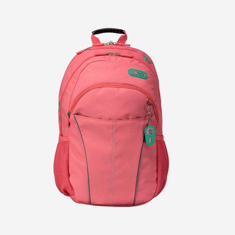 Morral-con-Porta-PC-y-Porta-Tablet-Cambri-rosado-sunkist-coral