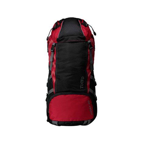 dd19f6d4f Morral-Outdoor-Kirat-rojo-rojo-negro Morral de Viaje Outdoor para Hombre ...