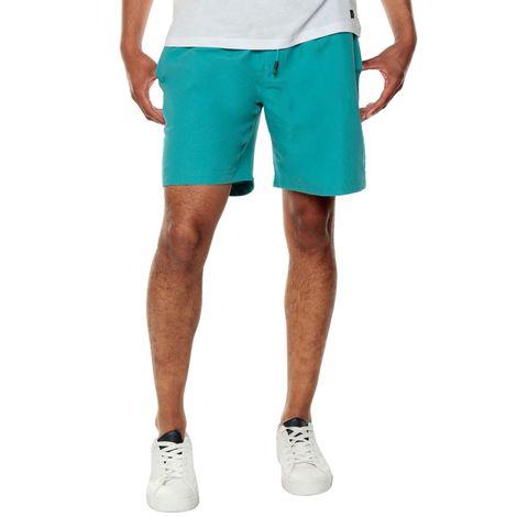 Pantaloneta-para-Hombre-Pretina-Elastica-Cumbersolid-azul-baltic