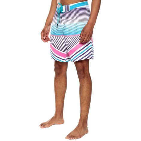 Pantaloneta-para-Hombre-Pretina-Lisa-Deepsea-blanco-deepsea-stripes-white