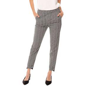 Pantalon-para-Mujer-bajo-asimetrico-Tacubaya-negro-tacubaya-black-checks