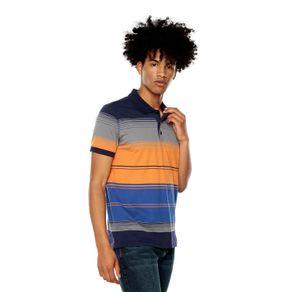 Polo-para-Hombre-Preteñida-Temozon-azul-astral-aura-stripes
