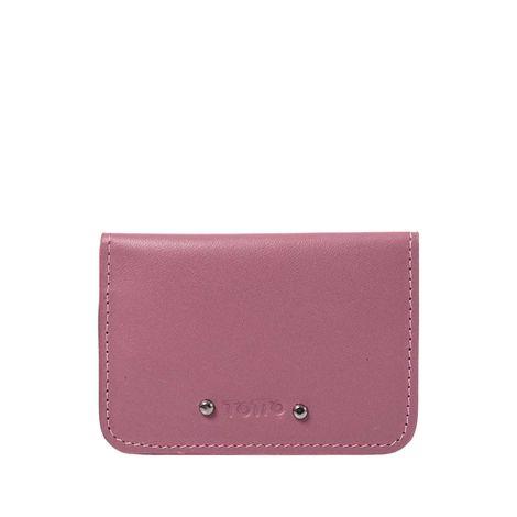 Porta-Documentos-para-Mujer-100-Cuero-Jonika-rosado-heather-rose