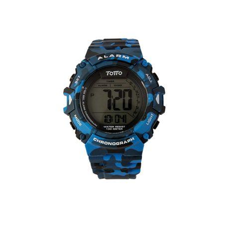 Reloj-para-Hombre-Digital-Solarte-azul-camu-blue