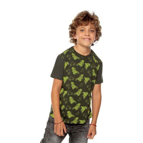Camiseta-para-Niño-Estampada-Acroly-verde-dark-olive-verde-dark-olive