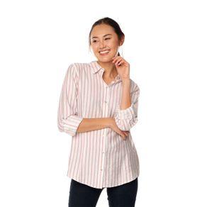 Camisa-para-Mujer-Manga-Larga-Ghalluv-blanco-gallup-zephyr-dots-blanco-gallup-zephyr-stripes