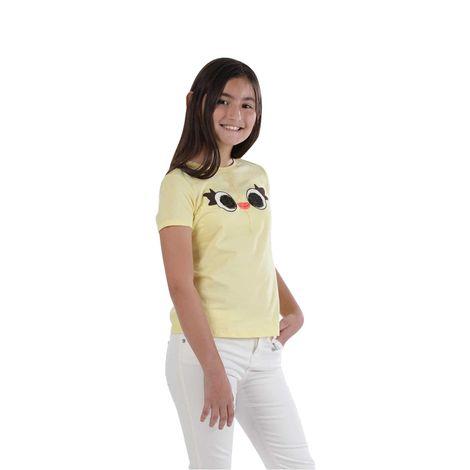 camiseta-manga-corta-para-nina-dubu