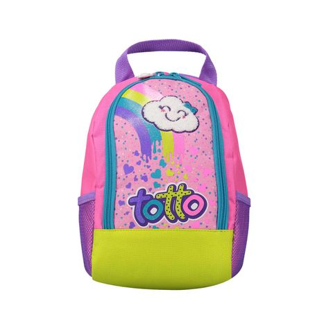 Lonchera-morral-para-nina-magic-rainbow-rosado