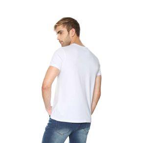 T-shirt-para-hombre-mozart-7-blanco