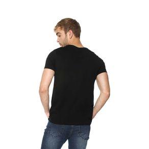 T-shirt-para-hombre-mozart-negro