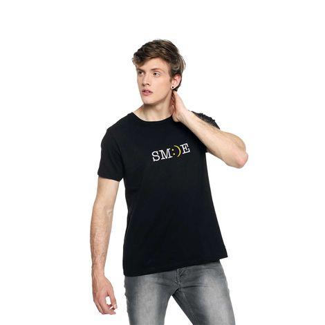 T-shirt-para-hombre-mozart-3-negro