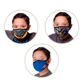 3-Tapabocas-Antifluido-para-Niño-estampados