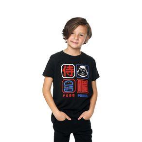 T-shirt-h-cu-r-mozart-negro