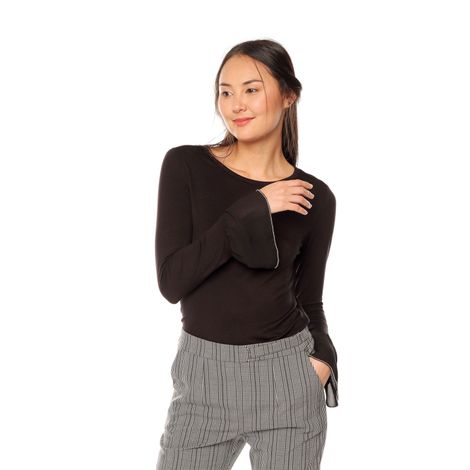 Blusa-para-Mujer-Manga-Larga-Sizika