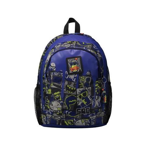 Morral-para-niño-estampado-mixed-L
