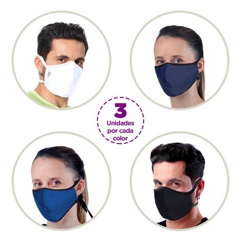12-Tapabocas-Antifluidos-Ajustable-Multicolor