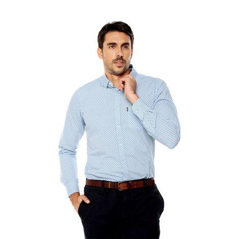 Camisa-para-Hombre-Cuello-Button-Down-Oculto-Slim-Fit-Porter-Ml