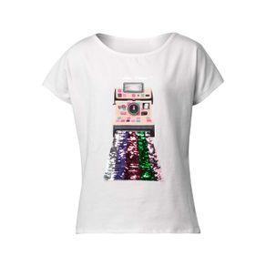 Camiseta-Estampada-con-Lentejuela-Reversible-para-Niña-Abil