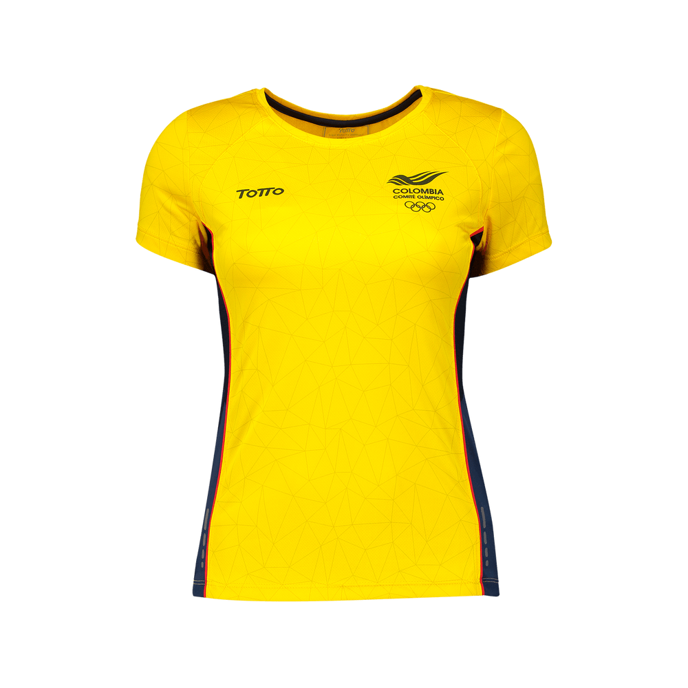 Camiseta-Mujer-Colombia