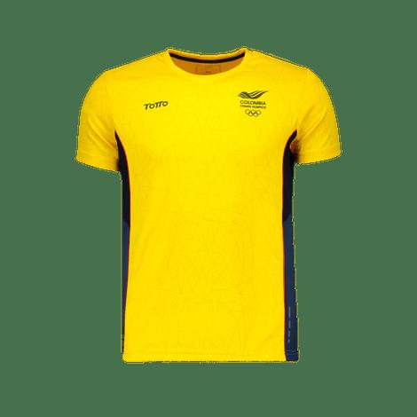 Camiseta-Hombre-Colombia